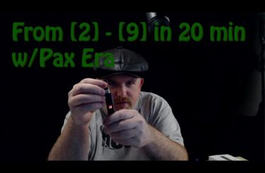 Pax Era vape sesh and review
