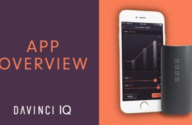 Full Overview of DaVinci IQ Vaporizer App