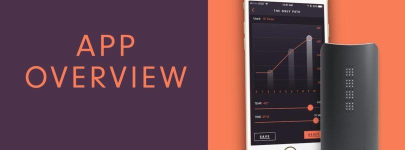Full Overview of DaVinci IQ Vaporizer App