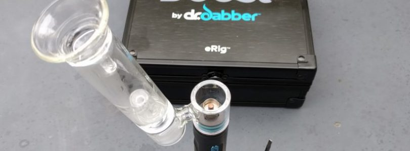 Cannabist:  Dabs on the go: Dr. Dabber Boost a potent portable dab rig (review)