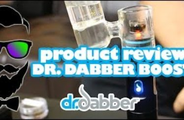 Product Review: Dr. Dabber Boost
