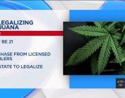 Illinois Senate approves recreational Marijuana